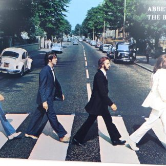 Abbey Road The Beatles tin sign western art  metalsign25-1 Metal Sign abbey
