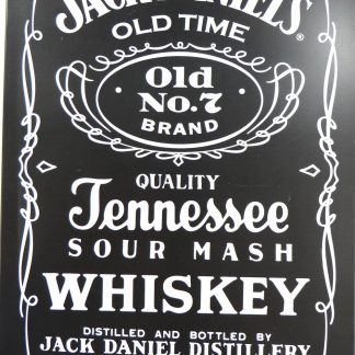 Jack Daniels Old Time Whiskey tin sign dorm room   metalsign25-3 Beer Wine Liquor dorm