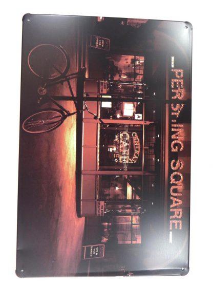 retro cafe tin sign new  metalsign27-6 Metal Sign cafe