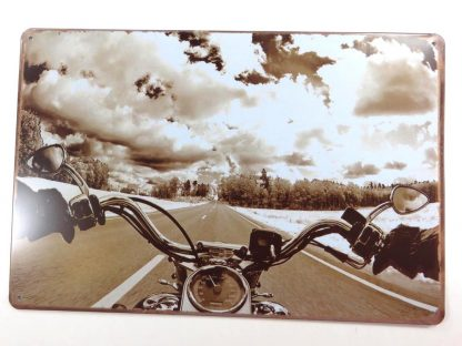 motocycle travel trip tin sign nursery  metalsign40-5 Metal Sign bedroom accessories