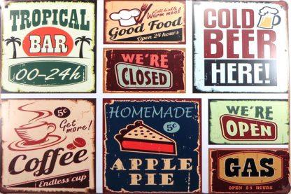 beer bar coffee tin sign  ideas metalsign42-7 Beer Wine Liquor bar