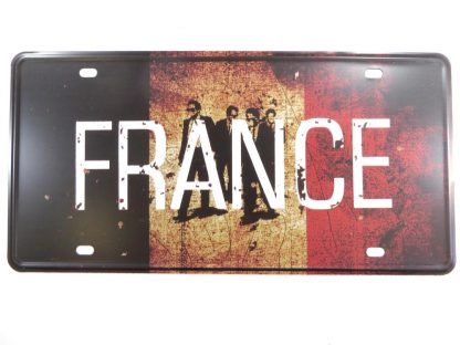 France tin sign modern decor metalsigns32-3 Metal Sign at home decor store